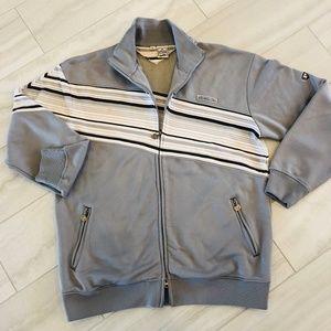 Phat Farm Men's XXL Zippered Striped Jacket